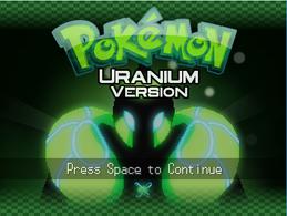 Uranium intro