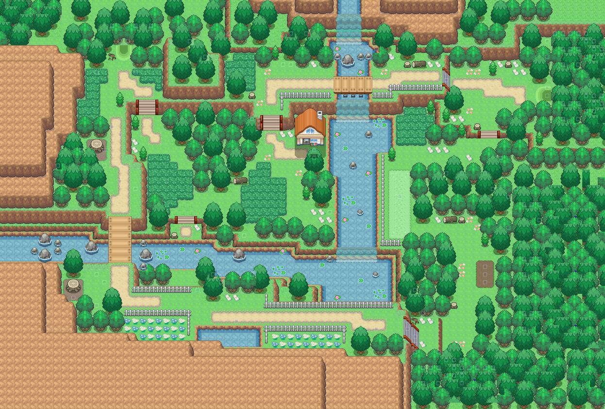 Route 1 | Pokémon Uranium Wiki | FANDOM powered by Wikia