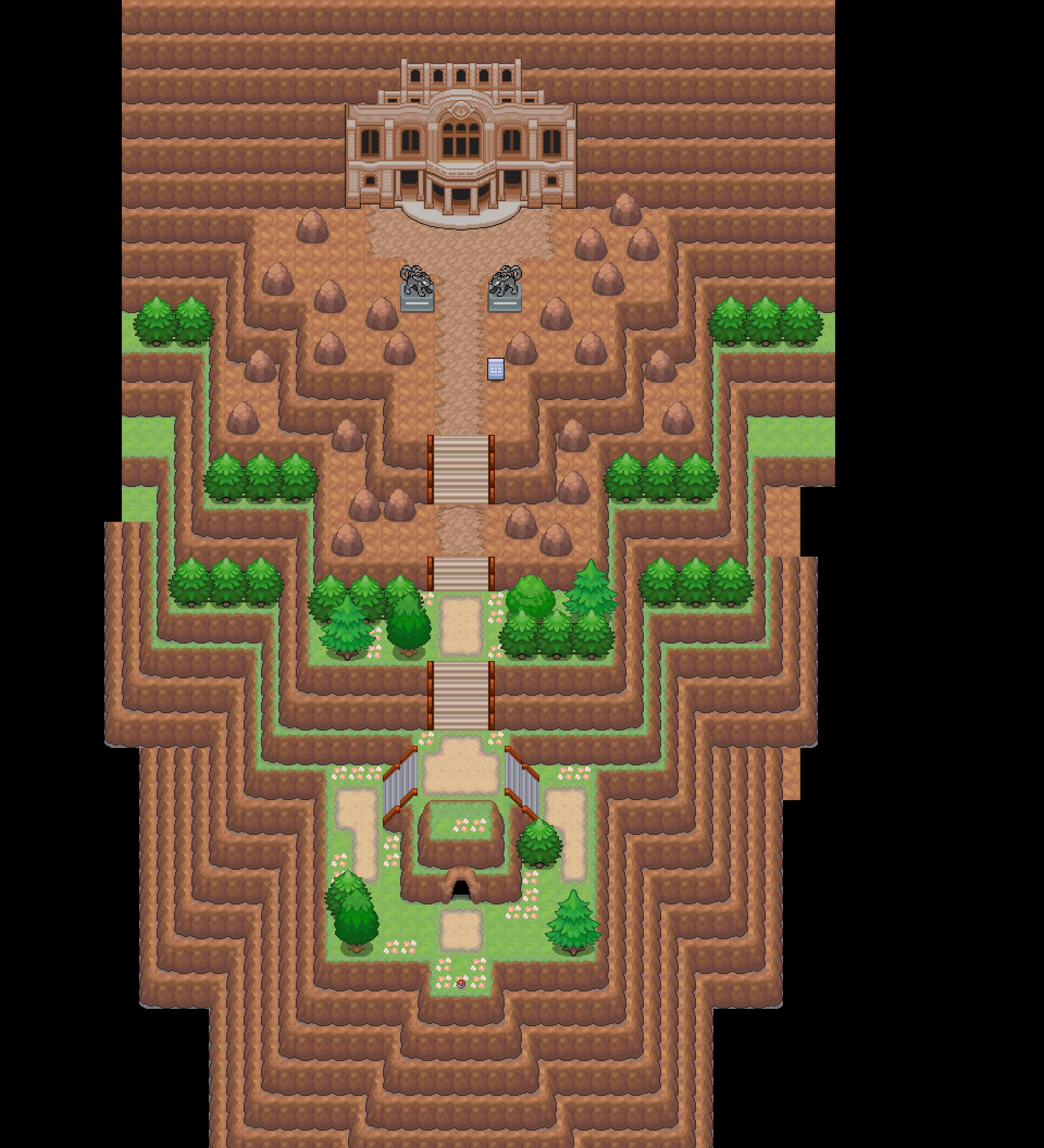 Championship Site Pokémon Uranium Wiki Fandom Powered By Wikia
