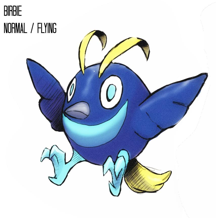Birbie Pokémon Uranium Wiki Fandom Powered By Wikia