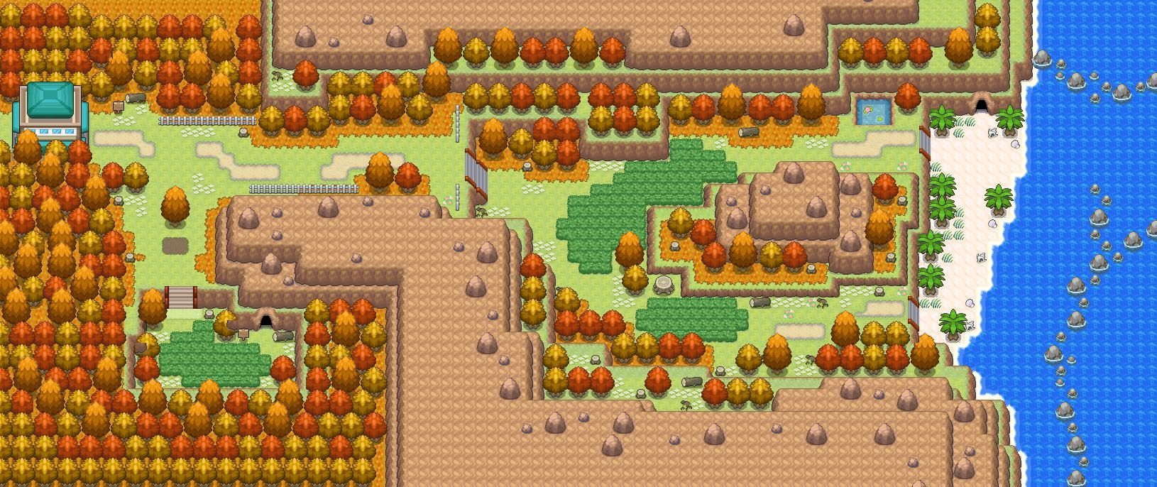 Route 5 | Pokémon Uranium Wiki | FANDOM powered by Wikia