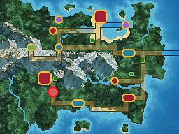 Kevlar Town Map