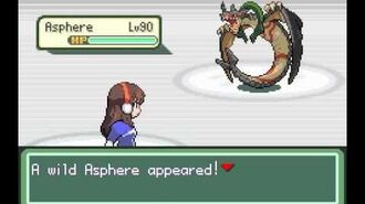 VS Asphere - Pokemon Vega