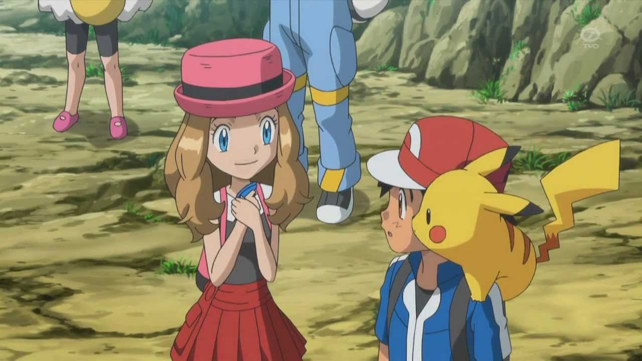Pokemon xy online anime dating