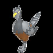 521Unfezant Female Pokémon HOME