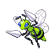 Beedrill HGSS Shiny Sprite