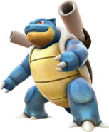 Blastoise Pokken Tournament DX