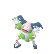 Mr Mime GO Shiny