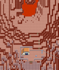 에메랄드 굴뚝산