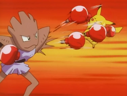 Anthony Hitmonchan Comet Punch
