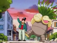 Melvin and Exeggutor