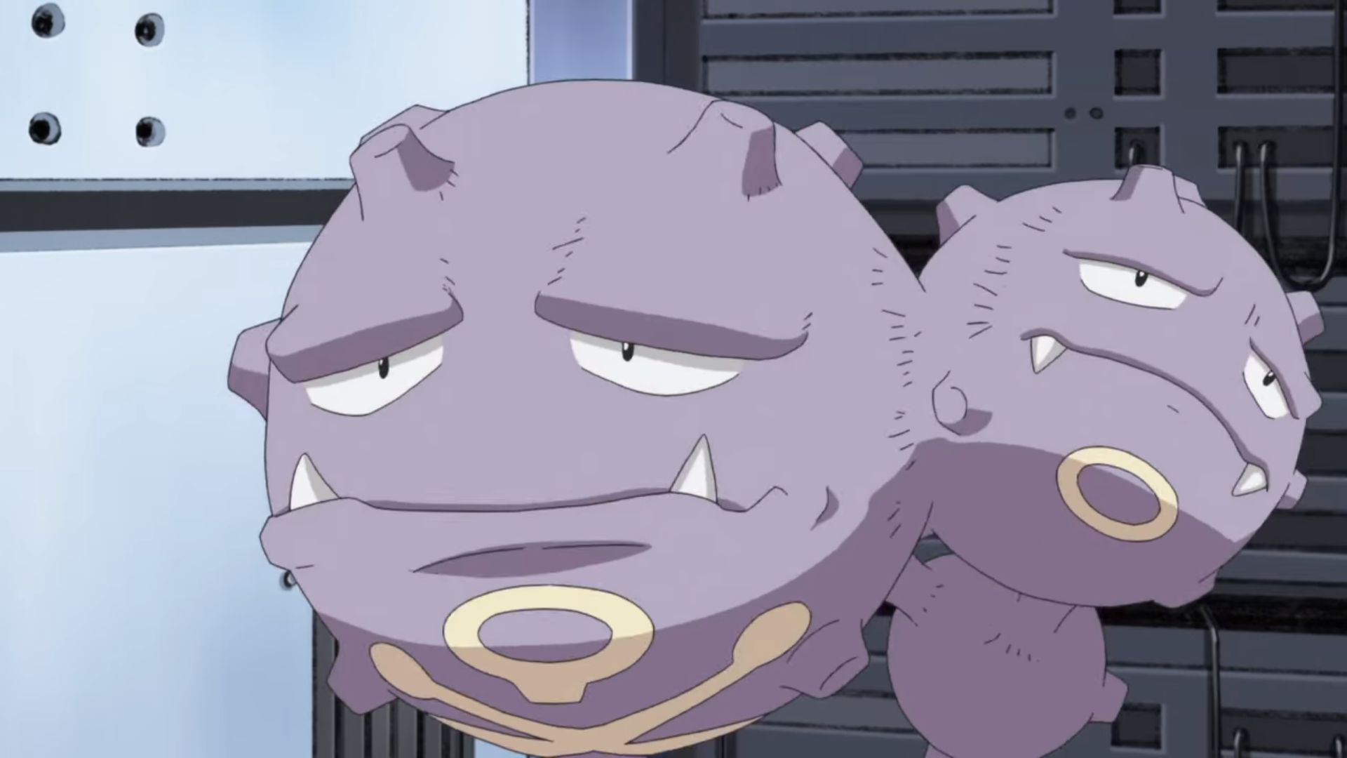 Image result for Weezing Pokemon anime