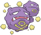 110Weezing Dream