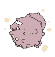 110Weezing OS anime 2