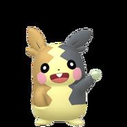 877Morpeko Full Belly Mode Pokémon HOME