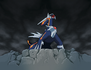 MD2 Primal Dialga art