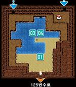 ORAS 여울의 동굴 밀물 입구방
