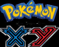 Pokémon De Serie XY Logo