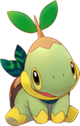 387Turtwig Pokémon Super Mystery Dungeon