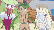 Mallow and Lillie