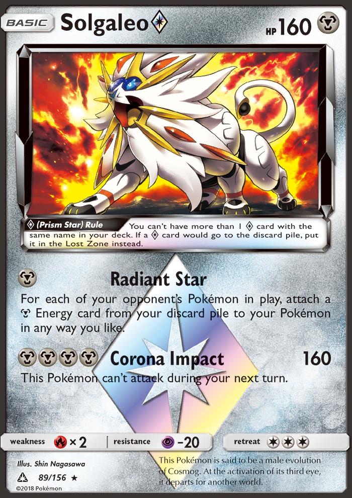 Pokemon Fennekin Card