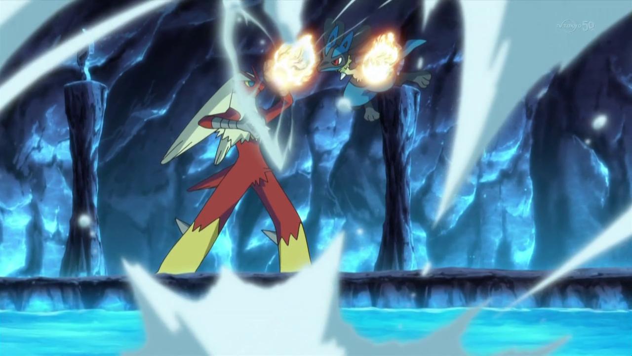 Pokemon xy episode 842