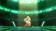 XY060 Serena veliest de wedstrijd