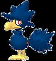 198Murkrow Pokémon HOME