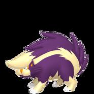 435Skuntank Pokémon HOME