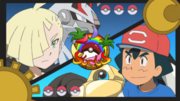 The Alola League Finals