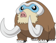 473Mamoswine DP anime