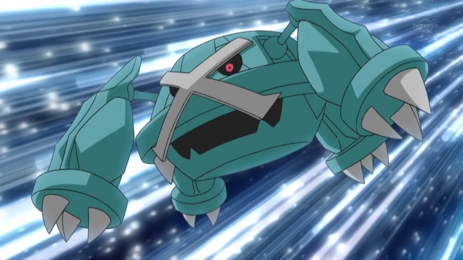 Metagross DP158