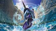 Tapu Fini Sun and Moon Guardians Rising