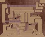 루사 여울의 동굴 썰물 1층