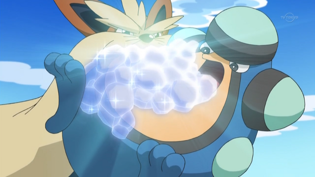 Stoutland (Pokémon) - Bulbapedia, the community-driven ...