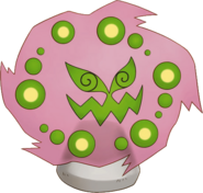 442Spiritomb Pokemon Mystery Dungeon Explorers of Time and Darkness