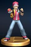 Pokémon Trainer trophy SSBB