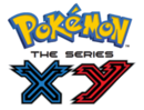 Pokemon XY English Logo