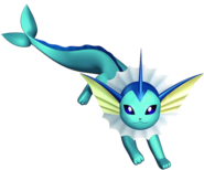 134Vaporeon Pokemon XD Gale of Darkness