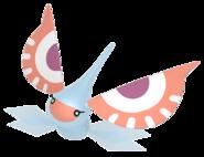 284Masquerain Pokémon HOME