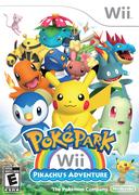PokéPark Wii cover