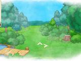 포켓몬 카페의 숲
