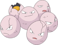 102Exeggcute AG anime