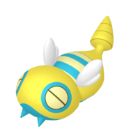 206Dunsparce Pokémon HOME