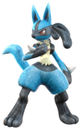 Lucario (Pokkén Tournament)