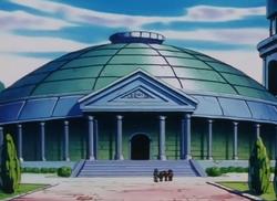 승리의 전당 건물