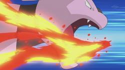 Mario Granbull Fire Fang