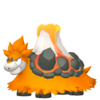 323Camerupt Mega Pokémon HOME