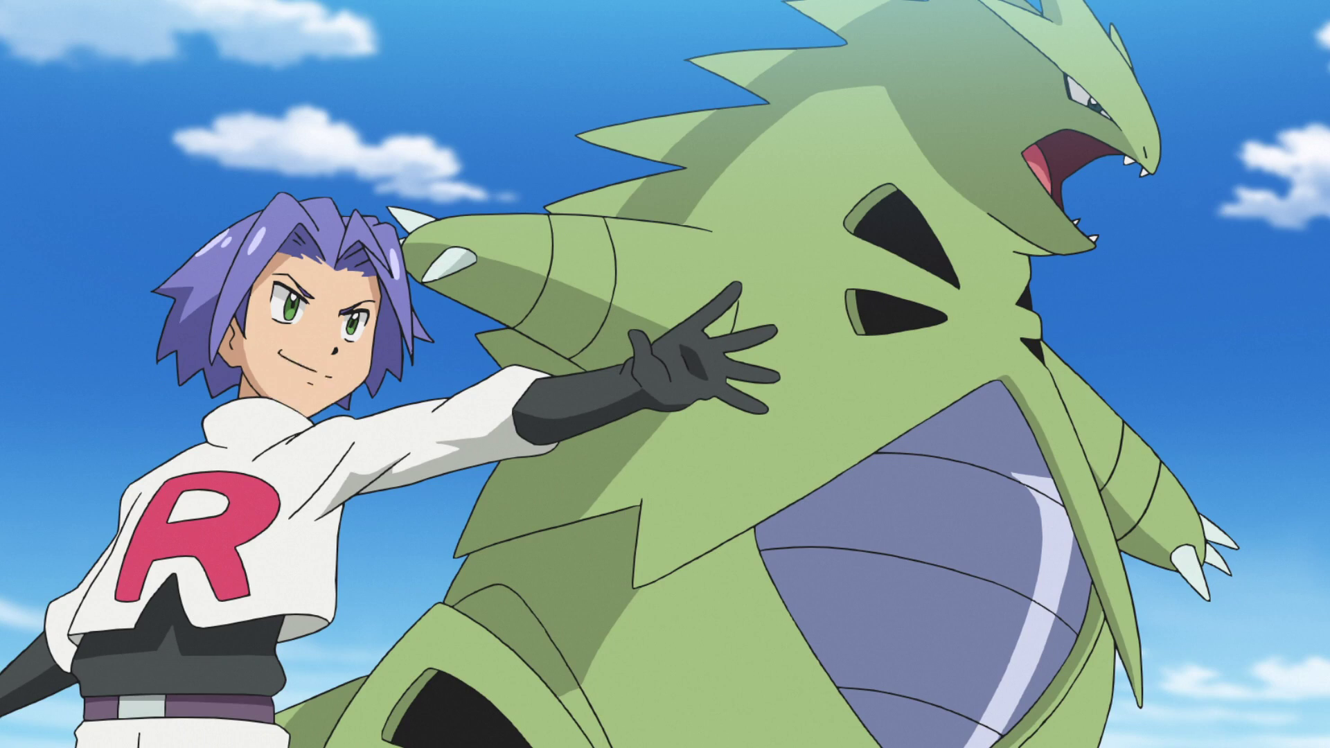 Team Rocket Tyranitar