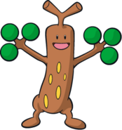 185Sudowoodo Dream
